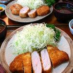 とんかつ浅井 - 料理写真: