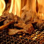 やどんげ - 地鶏の炭火焼