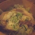 こめ太郎 - 津南豚の角煮蒸し