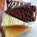 お祭り一番館 - ケーキ類