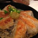 九州厨房 あらごし団 - 一口餃子。