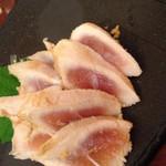 九州厨房 あらごし団 - 何かの肉の味噌漬け。なんだったか?