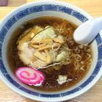 釧路ラーメンハウス - 「昆布醤油ラーメン」801円