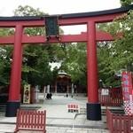 ぢどっこ - 御霊神社