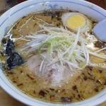 大喜 - 「浜しお」(750円)+味付玉子