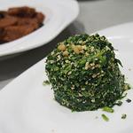 扬州饭店 - 料理写真:马兰拌香干