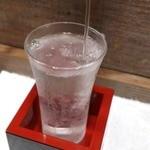 ZIKKA - お酒がグラス一杯になっていく
