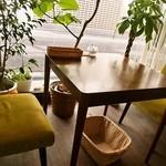 カフェ フェイト - 店内
