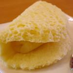 アズ・アン - どら焼きSet(レモンチーズふわどらのアップ、2014年8月)