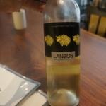 凛丹 - LANZOS:ボデガ、アルバレス・イ・ディエスがカスティーリャ・イ・レオン地方で造る白ワイン