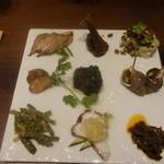 凛丹 - 前菜9種