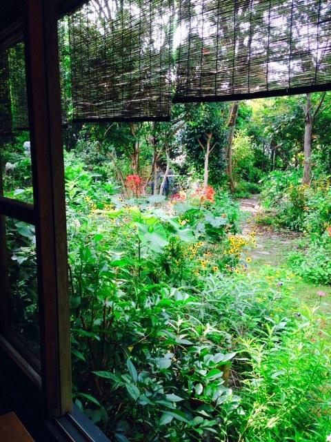 リトルガーデン庭園喫茶