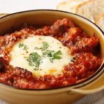 ビアンカーネ - 料理写真:トスカーナの定番綾里 トリッパのトマト煮