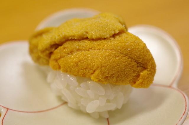 梅乃寿司 - 雲丹