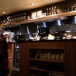 kushiyakiu-tan - キッチンではご主人と奥様が腕を振るいます。