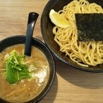 Sampachinudorukicchin - つけ麺(醤油)中盛780円