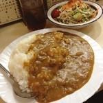 藤かつ - カレーライス 金曜日!