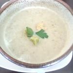 30993033 - キノコのスープ
