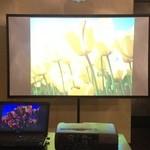 パラッツォ サン グスト - プロジェクター・スクリーン・パソコンは無料でご利用頂けます!!
