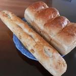 ベーカリー スクリブル - くるみパン