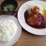 30998325 - 生姜焼き定食