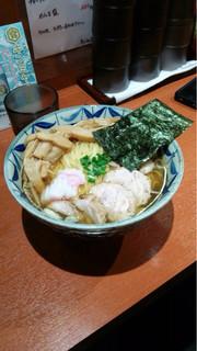 麺こい・わ - スーパー昆布らーめん 特製トッピング