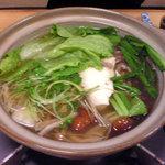桃太郎 - 野菜鍋