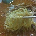 満龍 - 麺アップ