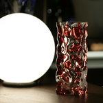 アンジェロ - ベネチアンガラスなどの装飾品も非日常的雰囲気を味わえます