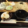 サロンド 憩 - 料理写真:天ざる、1000円