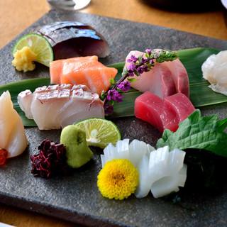和歌山県勝浦漁港から直送の鮮魚