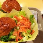 Mahaloha Burger - (2014年9月撮影)