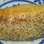 ブランジュリ ロワゾー・ブルー - ハムとバターのシンプルなパン