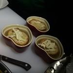 チェリオ - 2014.09 オニオンスープ(調理中)
