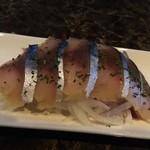 チェリオ - 2014.09 鯖の燻製