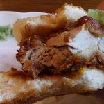 31003701 - パンもお肉も肉厚です^^;