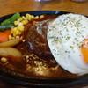 キッチントマト - 料理写真:ハンバーグランチ
