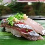 寿司光 - 秋刀魚