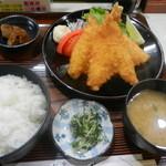 よしば - 魚フライ定食