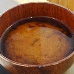ナチュラル・ココ - 2014.09_玄米ライトプレート(699円)お味噌汁