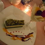 グラン カフェ - ケーキセット♪
