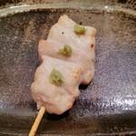 串焼 長右兵衛 - ささみ(ワサビ)