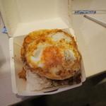 31008749 - 滷肉飯加蛋(小)豚バラご飯+半熟目玉焼き TAKEOUT