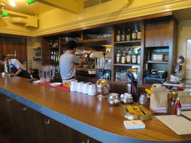コーヒーハウス ニシヤ - 店内1
