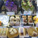 Sweets+Cafe' しゅくる - ケーキケース