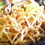 はた満 - 麺アップ(ちゃんぽん)
