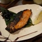 あぶり焼き 魚喜水産 - 焼き魚定食850円
