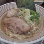 山麺 - 濃厚中華そば