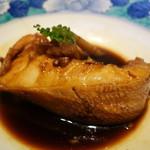 31016234 - 煮魚「クエ」15日間の熟成