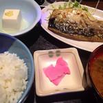 31017159 - 鯖塩焼き定食 ¥750